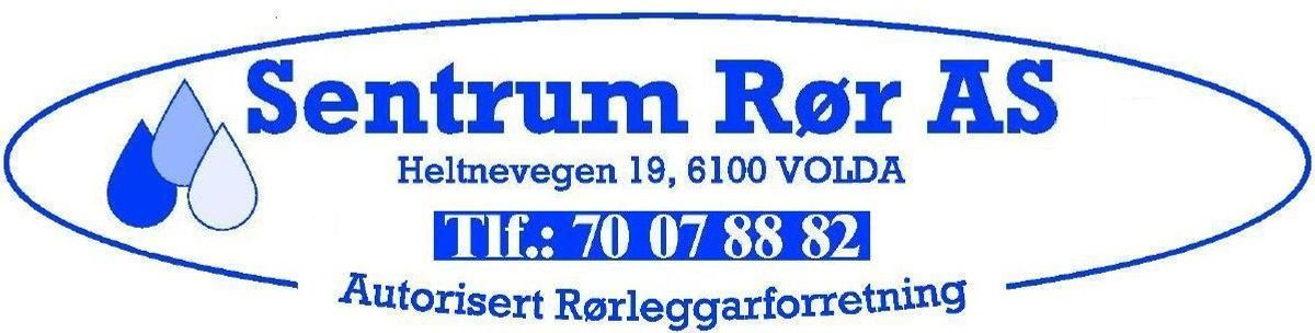 Logo, Sentrum Rør AS